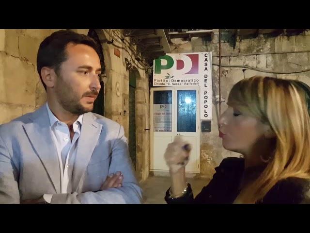 Elezioni regionali novembre 2017. Michele Catanzaro - Candidato all' Ars.