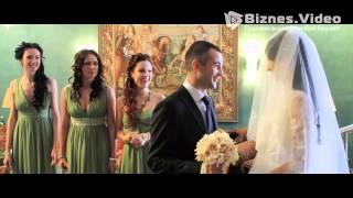 Свадебный клип и  выездная регистрация.
