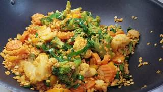 Lose 5 kg in 15 days | Oats khichuri | Easy and healthy oats khichuri