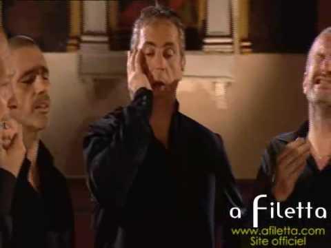 A Filetta : extrait du DVD : Bruno Coulais