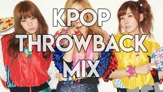 Kpop Throwback Mix vol. 03