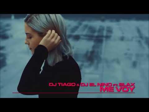 Dj Tiago & Dj El Nino ft. Blax - Me Voy pa la Calle