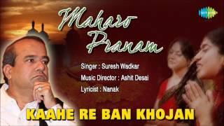 Kaahe Re Ban Khojan | Hindi Devotional Song | Suresh Wadkar