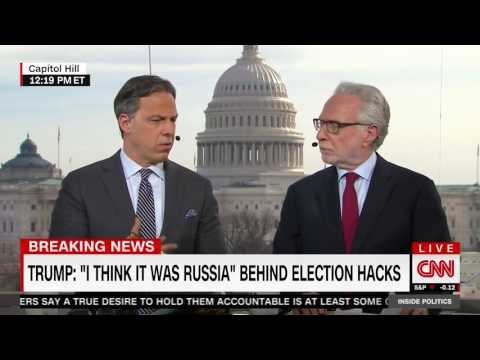 Jake Tapper Calls Out Buzzfeed On Air