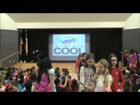Elsa England Elementary School Spirit Assembly - The Kindness Campaign - February 14, 2014