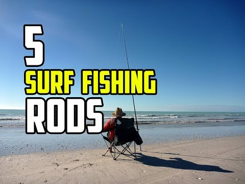 5 Best Surf Fishing Rods 2019 - 2020 Review & Buying Guide