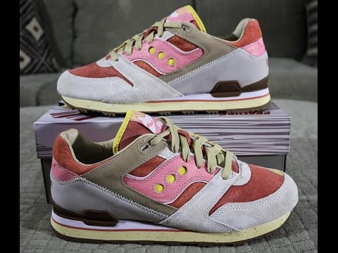 Saucony Eggs And Bacon
