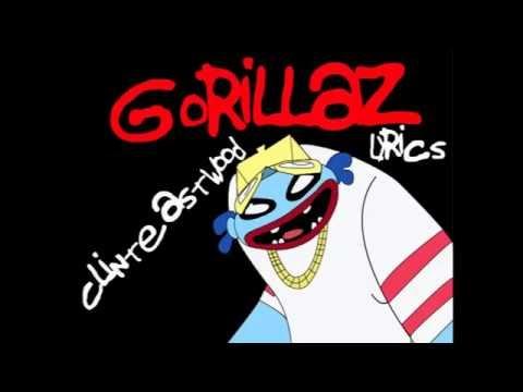 Gorillaz Clinteastwood Lyrics