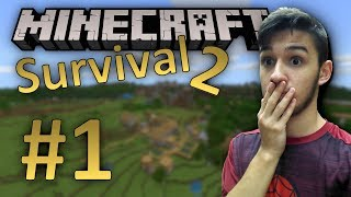 This Game is Gross and Morbid... (Minecraft Survival ~ S2: Episode 1)