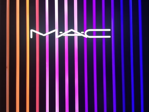 MAC COSMETICS - ACCRA MALL LAUNCH