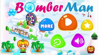 Bomberman - Bomber Jacket - Bomber Man Game Play On Android