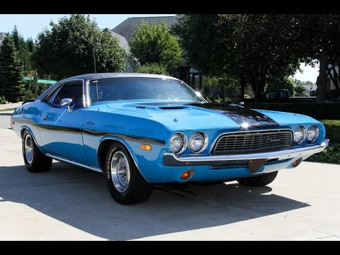 1973 Dodge Challenger For Sale Youtube