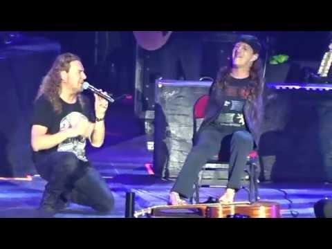 Vivir Sin Aire  Mana ft. Mark Goffeney Latino Power Tour San Diego, CA