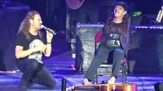 Vivir Sin Aire - Mana ft. Mark Goffeney (Latino Power Tour- San Diego, CA)