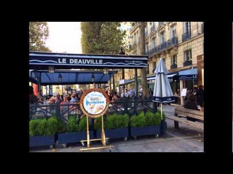 Restaurants in Paris - Champs Elysees LE DEAUVILLE