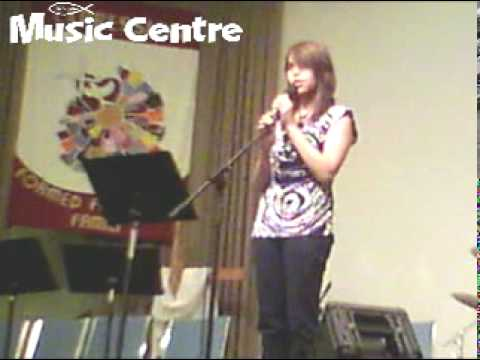 Voice Lessons Winnipeg Manitoba  Whyte Ridge Music Centre Lessons Voice Student Showcase