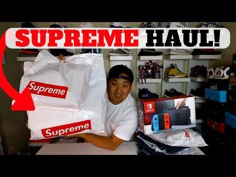 $850 SUPREME HAUL & MORE!!