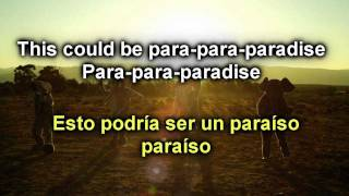 Repeat youtube video Coldplay - Paradise Subtitulos Ingles - Español