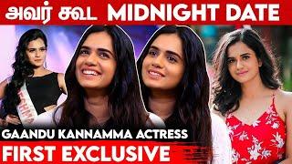 Tamilnadu பசங்க ரொம்ப அழகு!! | Reshma Nambiar Exclusive Interview | Gaandu kannamma song