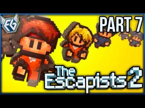 Český GamePlay | The Escapists 2 #7 - Diktátorské Vězení