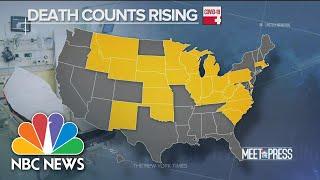 Trump Tries To Replicate 2016 Win, But Virus Surge Undermines Public Trust | Meet The Press