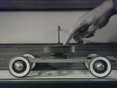 Over the Waves (1938) Chevrolet Suspension