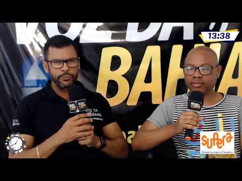 Live Meio-Dia e Meia hoje Adão Andrade do concurso Pérolas Negras, Cardiologista do hospital INCAR