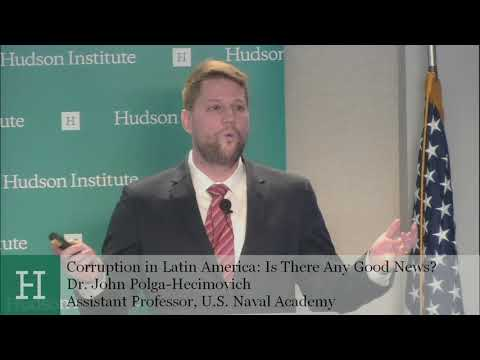 Corruption in Latin America: Is There Any Good News?