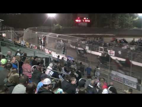 Deming Speedway 600 Open A Main HIghlights