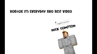 THe BEST ROBLOX MUSIC VIDEO EVER