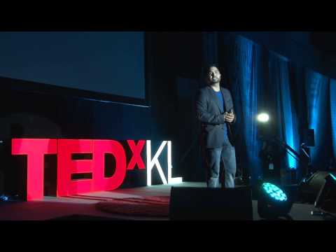 A Malaysian's guide to life hack: Rizal van Geyzel at TEDxKL 2013