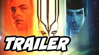 Star Trek Beyond Trailer 2 and New TV Series Breakdown