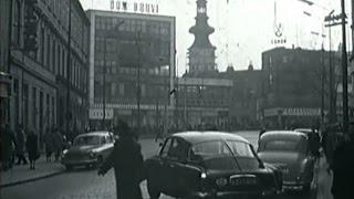Bratislava - Predvianočné Nákupy (1963) II