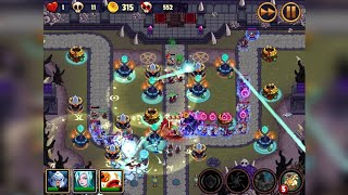 Realm Defense Connie Awakening Event For beginners 552 kill Without items- 1764 points - Chapter 5