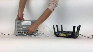 11. Optimale router installatie - TP-Link's nieuwe webconfiguratie