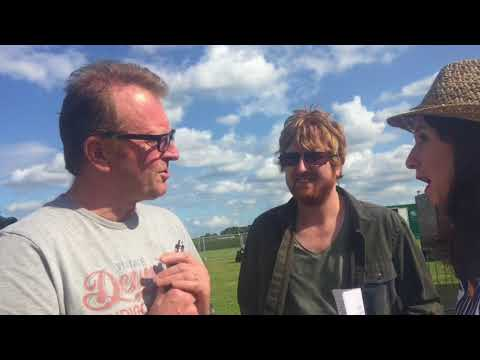 Big Country interview at Rewind South 2017
