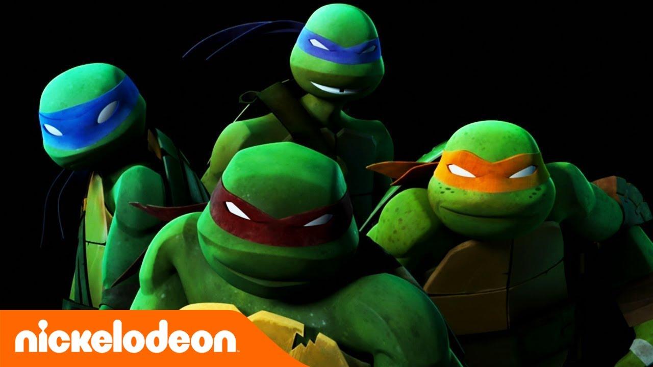 Черепахи ниндзя