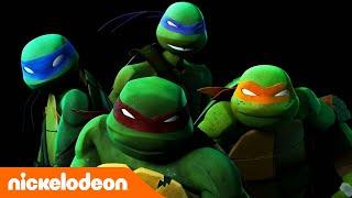 Черепашки-ниндзя | 1 сезон 1 эпизод | Nickelodeon Россия
