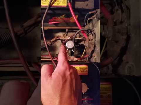 [SCHEMATICS_44OR]  1992 ezgo solenoid wiring for dummies - YouTube | 1992 Ezgo Gas Wiring Diagram |  | YouTube