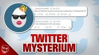 Gruseliger Twitter Account sagt die Zukunft voraus! Twitter Mysterium!