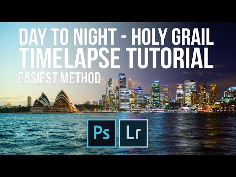 Shooting a Day-to-Night Timelapse the Cheap and Easy Way