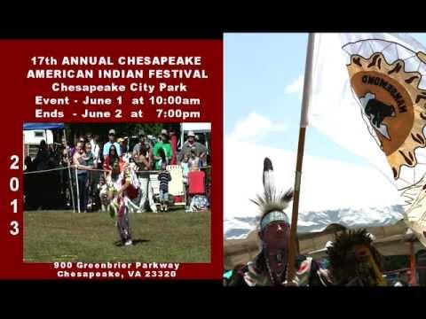 17th Annual Chesapeake American Indian Festival