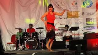 Vandhana Dance Performance in Bahrain Cultural Show