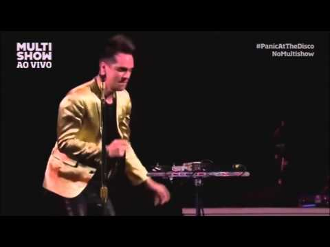 Panic! At The Disco - Time To Dance Live