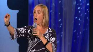 Christine Caine testimony - Beloved womens event