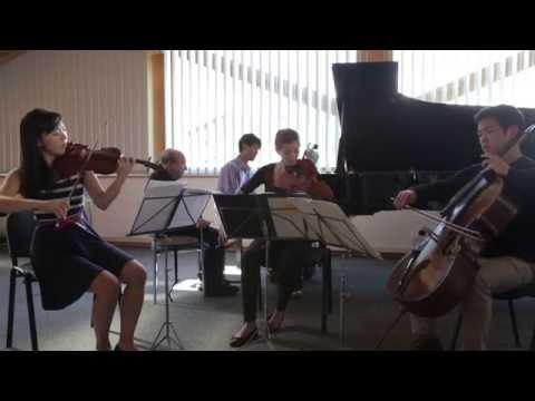 Music Education - Verbier Festival Academy with Christian Thompson
