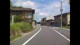 福島県道118号 01 本宮岩代線 本宮→岩代