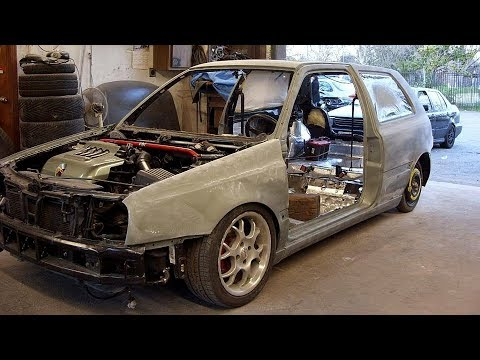 VolksWagen Golf Mk3 GTI VR6 Custom Build Project