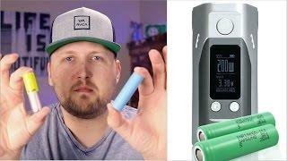 Series Vs Parallel? Milliamp Hours Vs Watt Hours? - Battery Life In Mods Explained