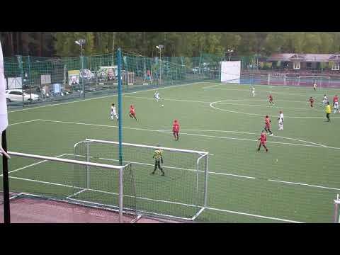 СШОР 8-1 - Знамя(Ногинск) игра за 3 место  22.09.19